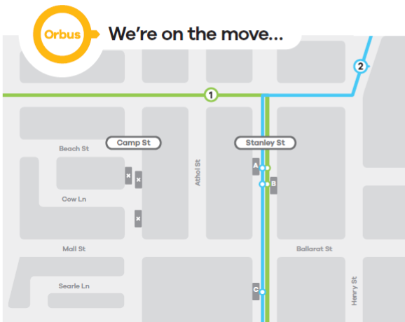 Joint Media Advisory Queenstown Town Centre Bus Stops To Open On 30 October
